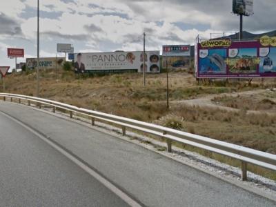 Valla publicitaria de 16x6 m en Málaga, Málaga