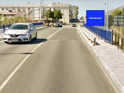 Valla publicitaria de 8x3 m en Fuengirola, Málaga