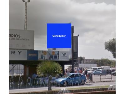 Valla publicitaria de 8x3 m en Línea de la Concepción (La), Cádiz